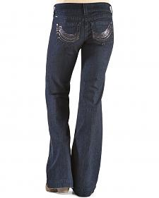 Ariat Women's Sequin Trouser Jeans