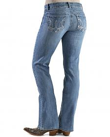 Wrangler Booty Up Premium Patch Jeans