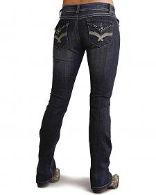 Stetson Women's 818 Contemporary Bootcut Jeans