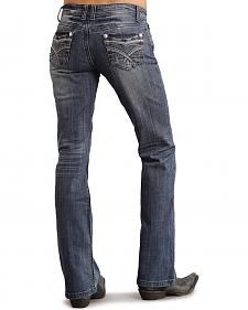 Stetson Women's 818 Contemporary Bootcut Jeans