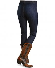Stetson Stretch Denim Leggings