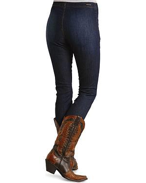 Stetson Stretch Denim Leggings