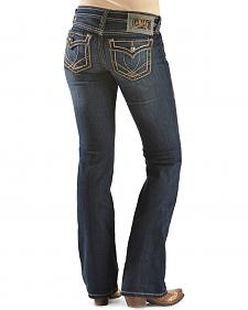 Ariat Women's Ruby Runaway Flap Bootcut Jeans