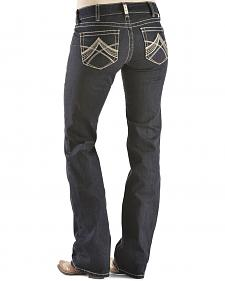 Ariat Women's Chainlink R.E.A.L. Riding Jeans
