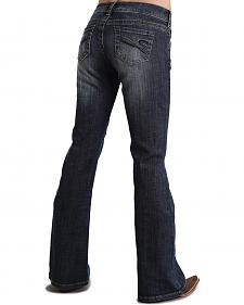 "Stetson Women's 816 Fit ""S"" Stitch Bootcut Jeans"