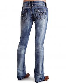 Stetson Women's 818 Fit Contemporary Deco Bootcut Jeans