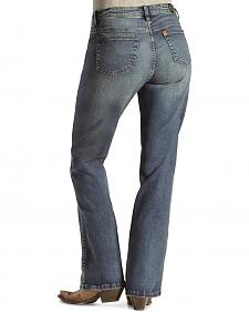 Wrangler Aura Booty-Up Jeans - Boot Cut