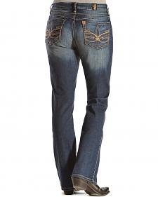 Wrangler Aura Women's Jeans with BootyUp Technology