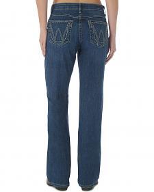 Wrangler Women's Q-Baby Ultimate Riding Jeans - Boot Cut