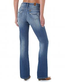 Wrangler Aura Instantly Slimming Stitch Pocket Jeans
