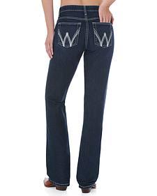 Wrangler Women's QBaby Cool Vantage Jeans