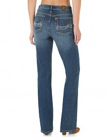 Wrangler Aura Women's Instantly Slimming Bootcut Jeans