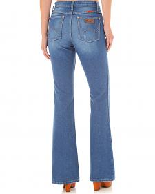 Wrangler Women's High-Waisted Flare Jeans
