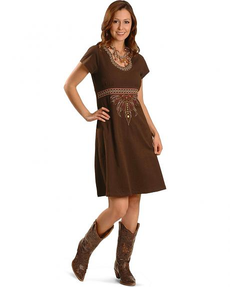 Resistol Pocohontas Dress