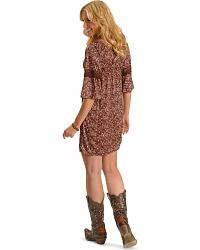 Rancho Estancia Danielle Floral Lace Dress at Sheplers