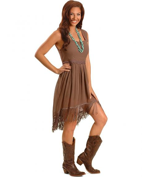 Rancho Estancia Rochelle Dress