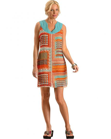 Wrangler Sienna Sleeveless Dress