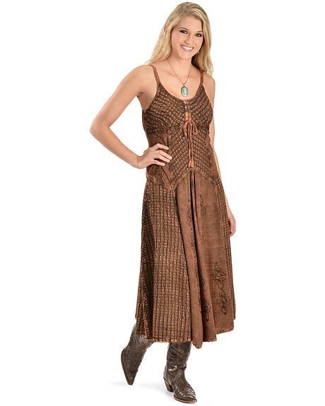 Scully Long Maxi Dress