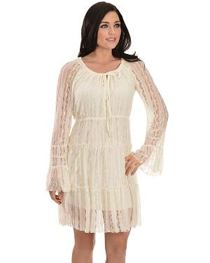 Scully Lace Dress