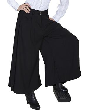 Scully Sueded Riding Skirt