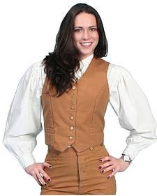 Rangewear by Scully Canvas Vest