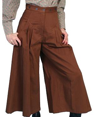 Rangewear by Scully Brushed Twill Riding Pants $73.99 AT vintagedancer.com