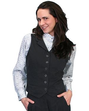 Rangewear by Scully Brushed Twill Vest