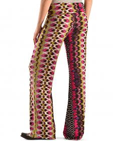 Wrangler Premium Patch Multicolored Palazzo Pants