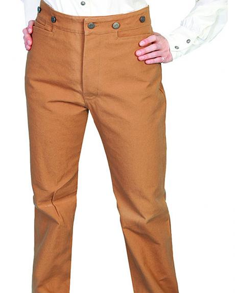 WahMaker by Scully Women's Old West Canvas Pants