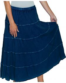 Scully Women's Tiered Maxi Skirt