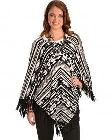 Cowgirl Justice Sonora Fringe Poncho