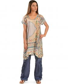 Johnny Was Women's Long Kobi Tunic