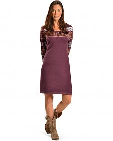 Woolrich Women's Avalanche Henley Sweater Dress