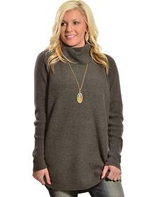 Woolrich Women's Clapshaw Cowl Tunic Shirt