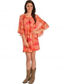 Cowgirl Justice Women's Blythe Paisley Dress