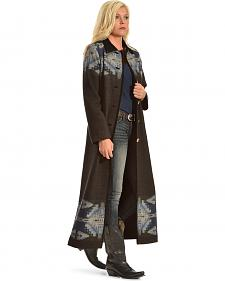 Pendleton Women's Mesquite Canyon Duster Coat