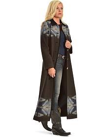 Pendleton Women's Mesquite Canyon Duster Coat