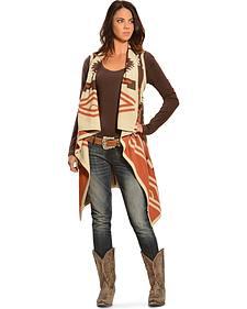 Cowgirl Justice Women's Sedona Vest