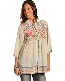 Johnny Was Women's Carpe Tunic