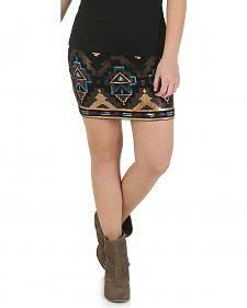 Wrangler Women's Sequin Mini Skirt