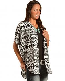 R Cinco Ranch Women's Ponderosa Kimono Jacket