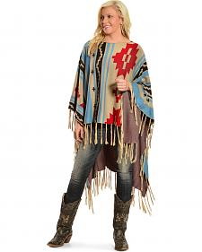 R Cinco Ranch Women's Sunterra Poncho