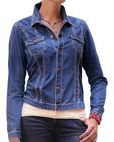 Ryan Michael Sadie's Perfect Denim Jacket