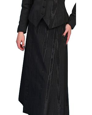 Scully WahMaker Vintage Five Gore Walking Skirt $67.00 AT vintagedancer.com