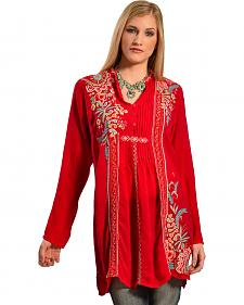 Johnny Was Women's Sheela Tunic