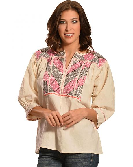 Boho Jane Women's Valentina Blouse