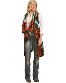 Cowgirl Justice Women's Sedona Sky Vest