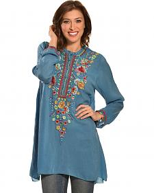 Johnny Was Women's Sable Tunic