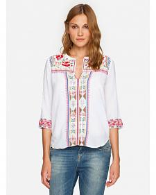 3J Workshop Women's Cora Boho Blouse