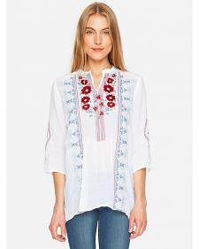 3J Workshop Galina Peasant Tunic